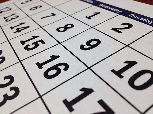 czy kalendarz jest potrzebny dziecku?
